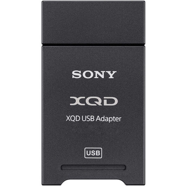 Sony QDA SB1 XQD USB Adapter with Cable for Z6 No BOX 2