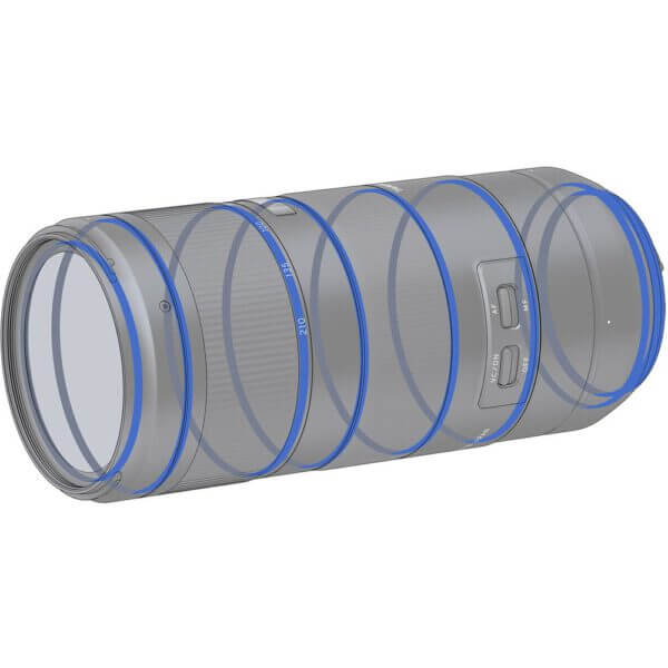 Tamron Lens AF 70 210mm F4 Di VC USD for Nikon 17
