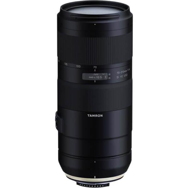 Tamron Lens AF 70 210mm F4 Di VC USD for Nikon 2