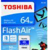 Toshiba Flash Air 64gb W 04 U3 R90W70 SD card 2