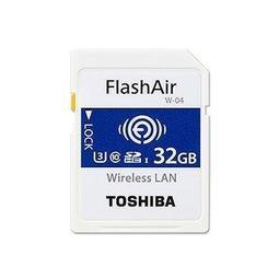 Toshiba THN NW04W0320A6 Flash Air 32gb W 04 U3 R90W70 SD card 1