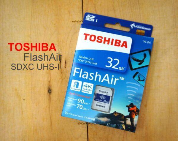 Toshiba THN NW04W0320A6 Flash Air 32gb W 04 U3 R90W70 SD card