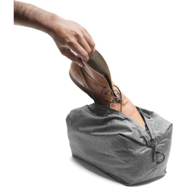 Travel Shoe Pouch for Travel Bag 7