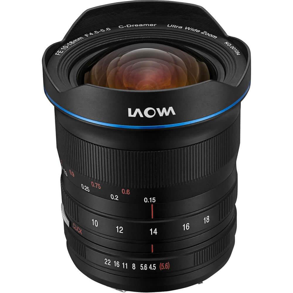Venus Laowa 10 18mm F4.5 5.6 FE Zoom for Sony E Mount 1