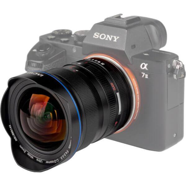 Venus Laowa 10 18mm F4.5 5.6 FE Zoom for Sony E Mount 10