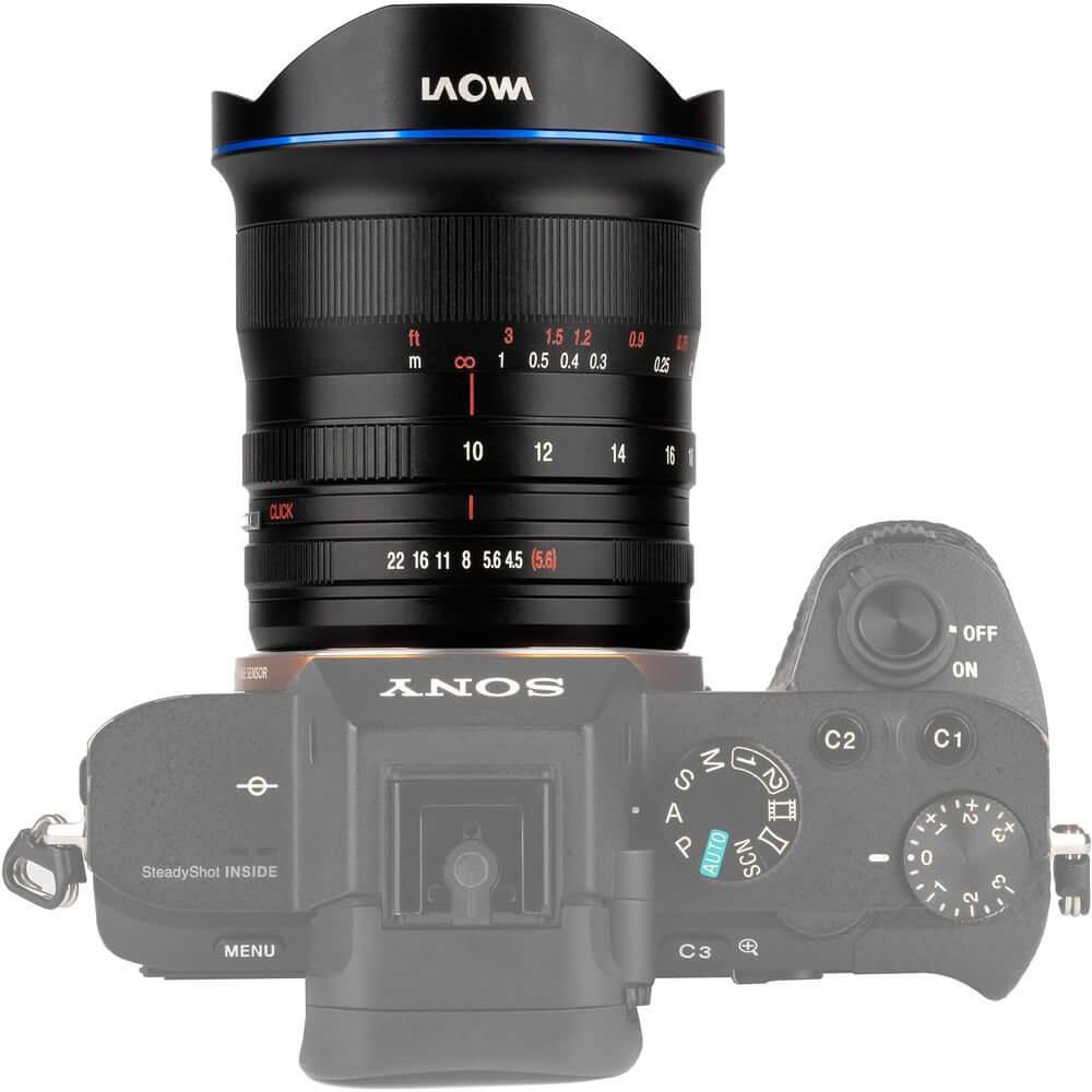 Venus Laowa 10 18mm F4.5 5.6 FE Zoom for Sony E Mount 11