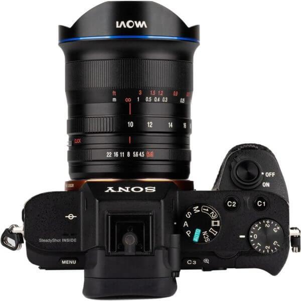Venus Laowa 10 18mm F4.5 5.6 FE Zoom for Sony E Mount 14