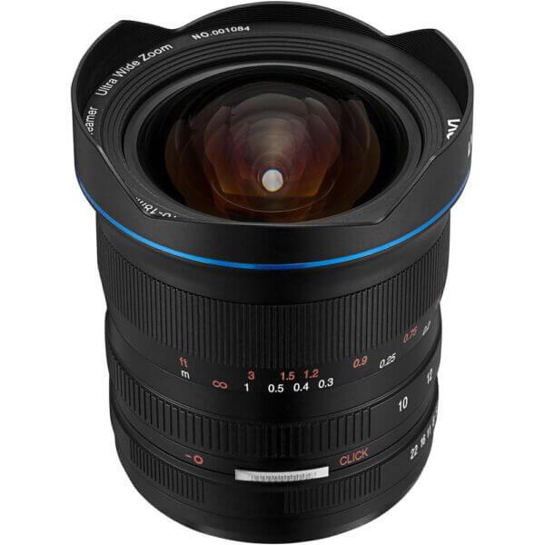Venus Laowa 10 18mm F4.5 5.6 FE Zoom for Sony E Mount 2