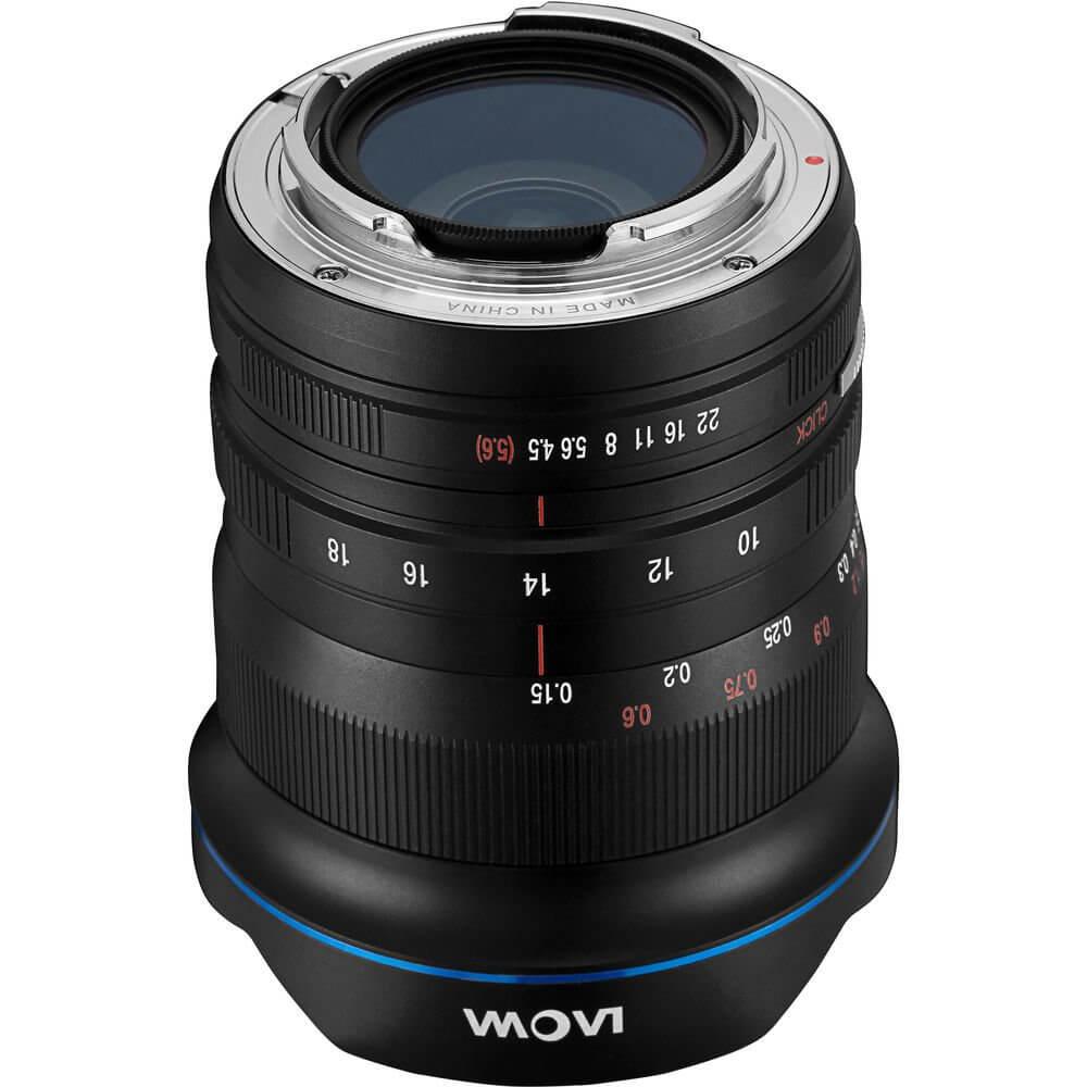 Venus Laowa 10 18mm F4.5 5.6 FE Zoom for Sony E Mount 5
