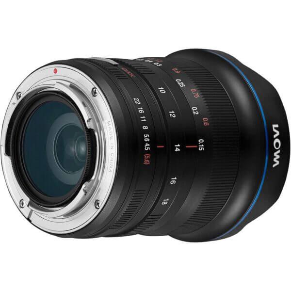 Venus Laowa 10 18mm F4.5 5.6 FE Zoom for Sony E Mount 6