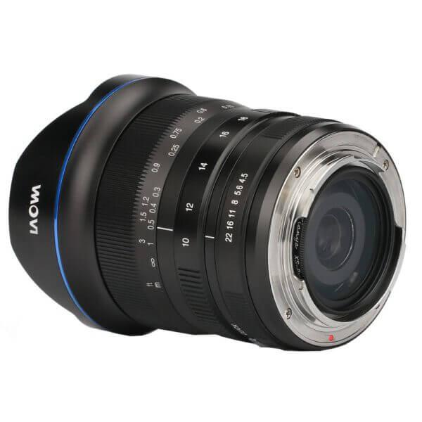 Venus Laowa 10 18mm F4.5 5.6 FE Zoom for Sony E Mount 7