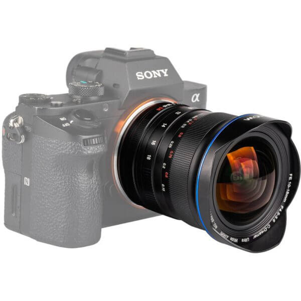Venus Laowa 10 18mm F4.5 5.6 FE Zoom for Sony E Mount 9