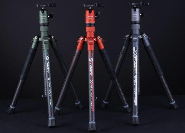 Fotopro ขาตั้งกล้อง X-Aircross 1 Carbon Tripod