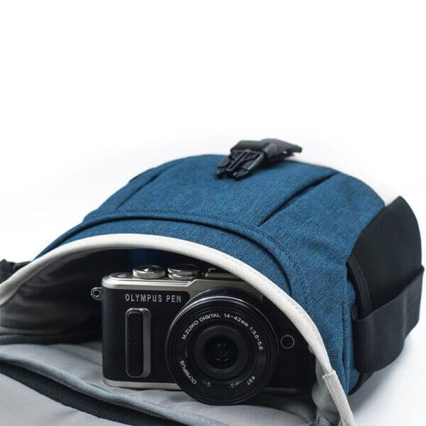 Benro Smart CSC 10 Mirrorless Shoulder Bag Blue