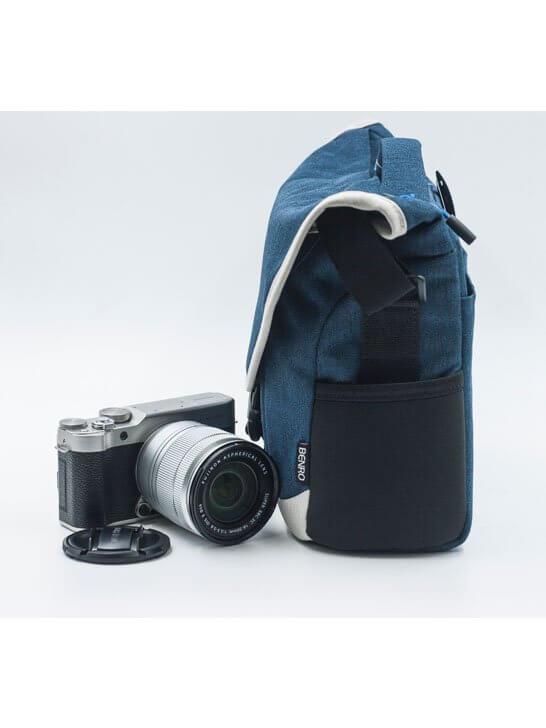 Benro Smart CSC 20 Mirrorless Shoulder Bag Blue 2