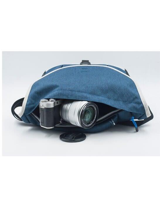Benro Smart CSC 20 Mirrorless Shoulder Bag Blue 4
