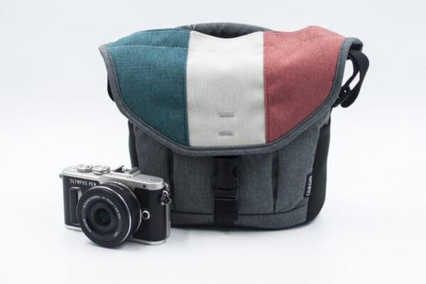 Benro Smart CSC 20 Mirrorless Shoulder Bag Mix Grey 3 scaled