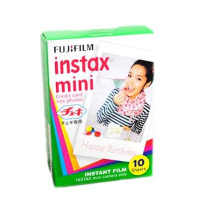 Fujifilm Instax mini Film Blank 2