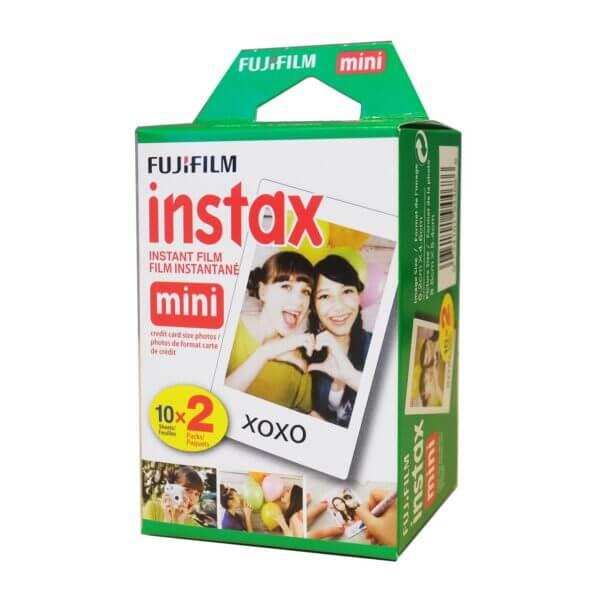 Fujifilm Instax mini Film Blank pack x 2 2
