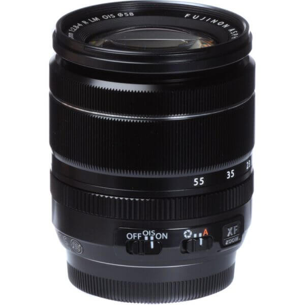 Fujifilm Lens XF 18 55mm F2.8 4 R LM OIS Kit 2