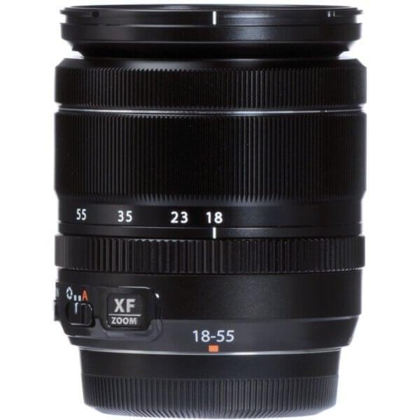 Fujifilm Lens XF 18 55mm F2.8 4 R LM OIS Kit 4