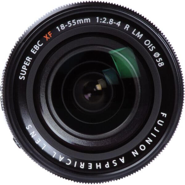 Fujifilm Lens XF 18 55mm F2.8 4 R LM OIS Kit 5