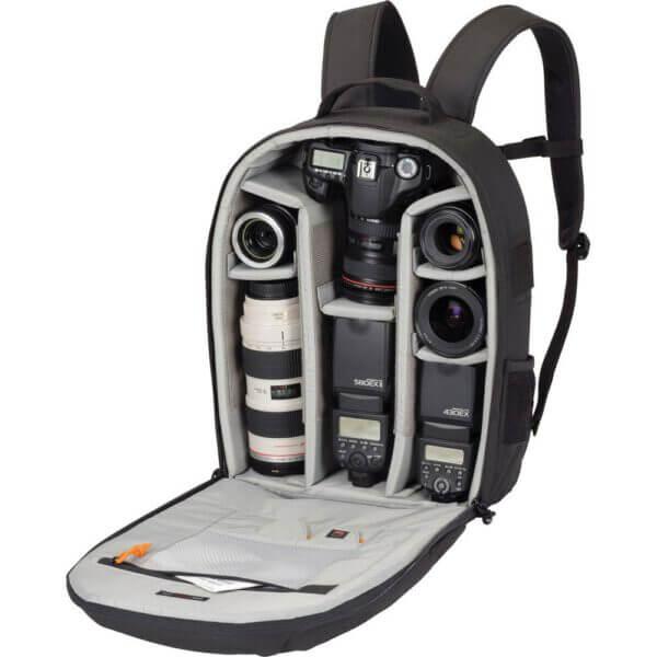 Lowepro Pro Runner 300 AW Backpack Black 2
