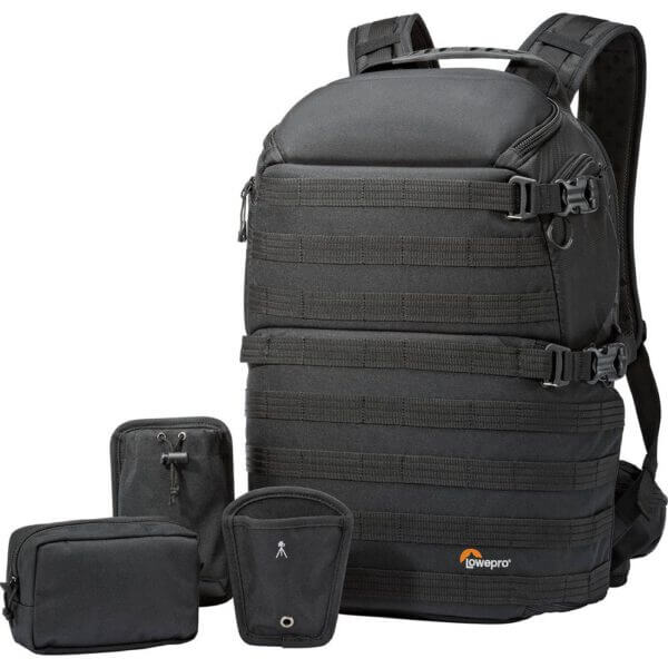 Lowepro ProTactic 450 AW Camera and Laptop 2