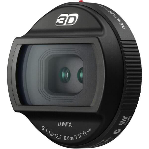 Panasonic Lens 12.5mm F12 3D ประกันศูนย๋ 2