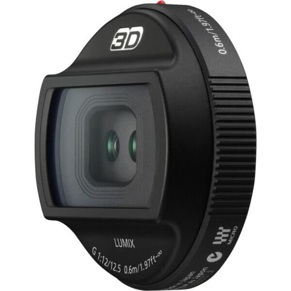 Panasonic Lens 12.5mm F12 3D ประกันศูนย๋ 3
