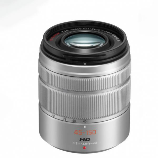 Panasonic Lens 45 150mm f4.0 5.6 Lumix G Vario Silver ประกันศูนย์ 2 1