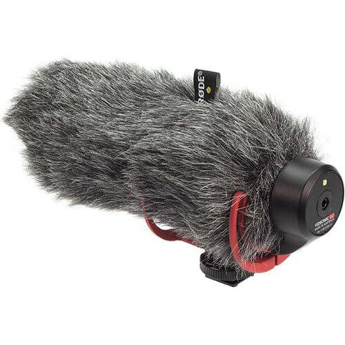 RODE RO.Deadcat Artificial Furry Wind Shield for WSVM