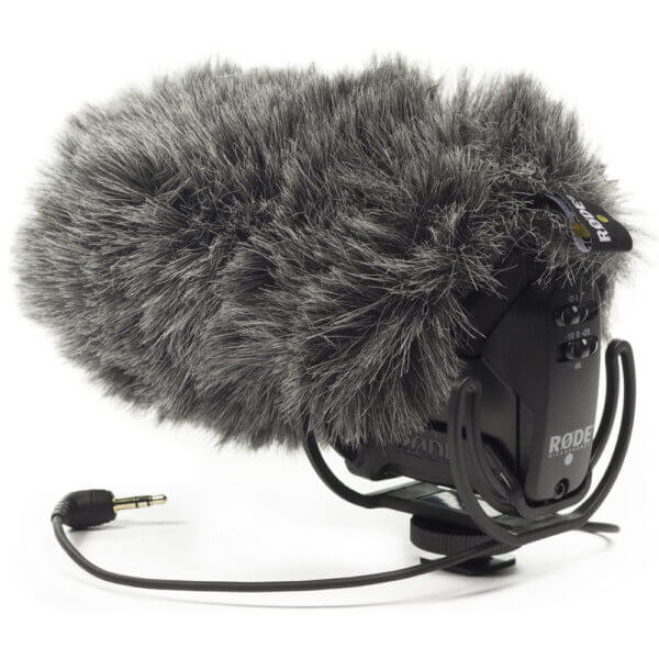 Rode DeadCat VMPR Artificial Furry Wind Shield for the VideoMic PRO 2