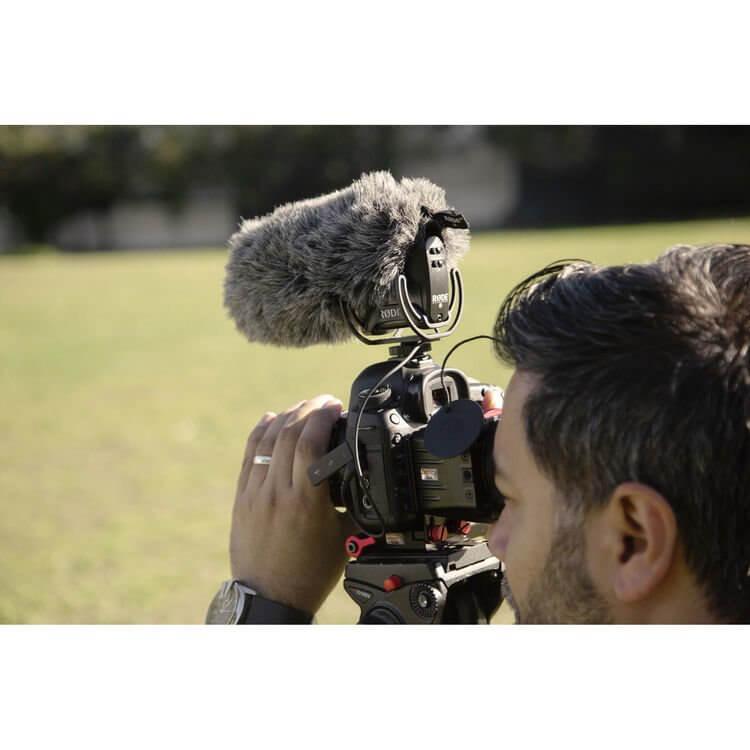 Rode DeadCat VMPR Artificial Furry Wind Shield for the VideoMic PRO 3