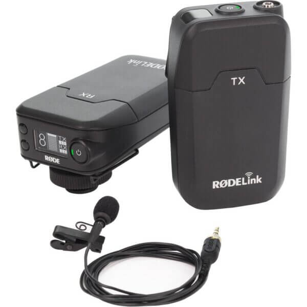 Rode RODELink Filmmaker Kit Digital Wireless System for Filmmakers 5