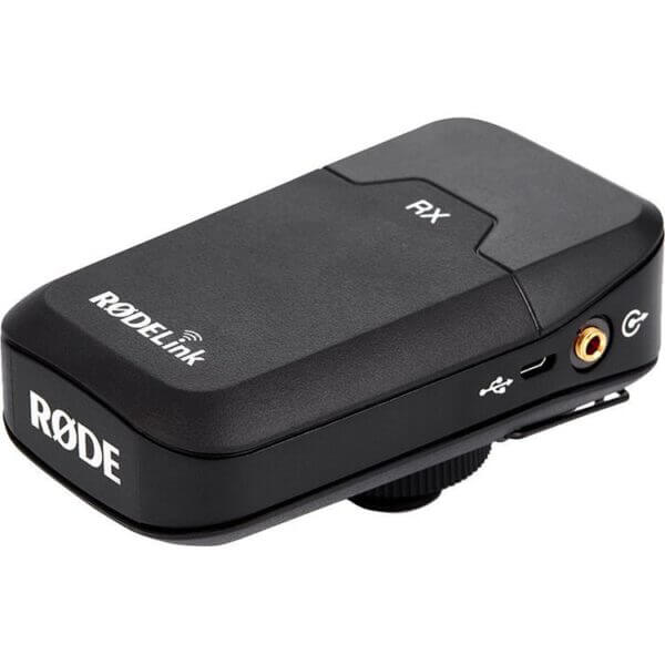 Rode RODELink Filmmaker Kit Digital Wireless System for Filmmakers 9