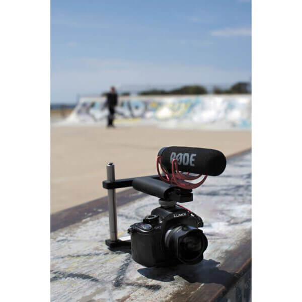 Rode VideoMic GO On Camera Microphone 1