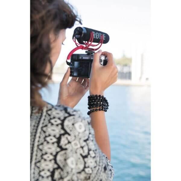 Rode VideoMic GO On Camera Microphone 5