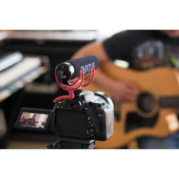Rode VideoMic GO On Camera Microphone 7