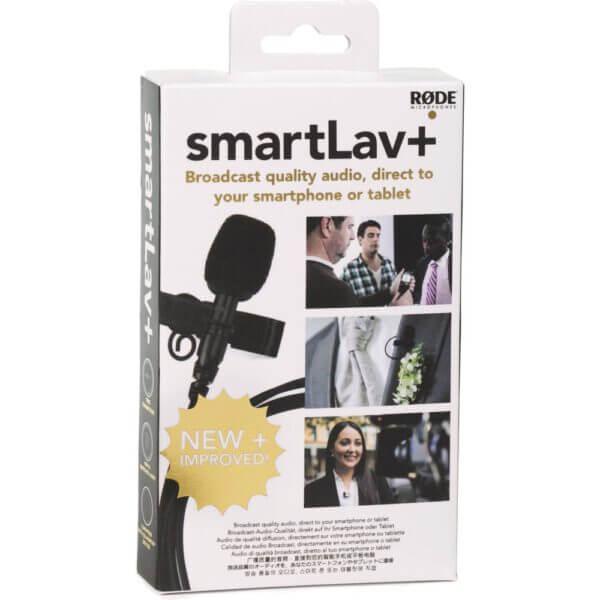 Rode smartLav Lavalier microphone for smartphones 3