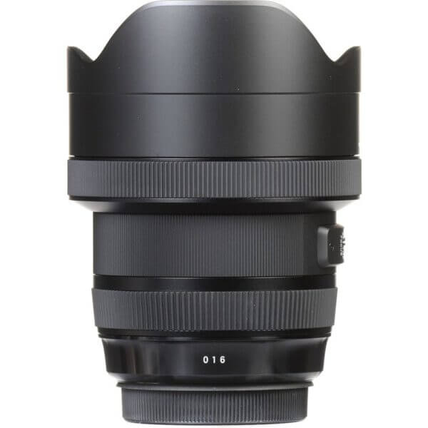Sigma 12 24mm f4 DG HSM Art Lens for Canon EF 10