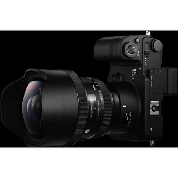 Sigma 12 24mm f4 DG HSM Art Lens for Canon EF 4