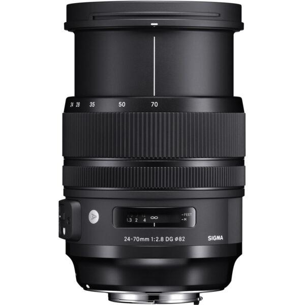 Sigma 24 70mm f2.8 DG OS HSM Art Lens 3