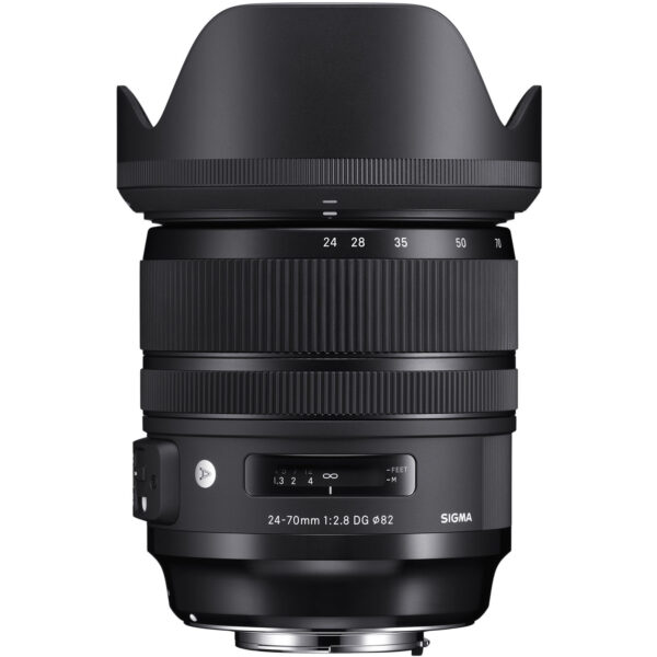 Sigma 24 70mm f2.8 DG OS HSM Art Lens 4