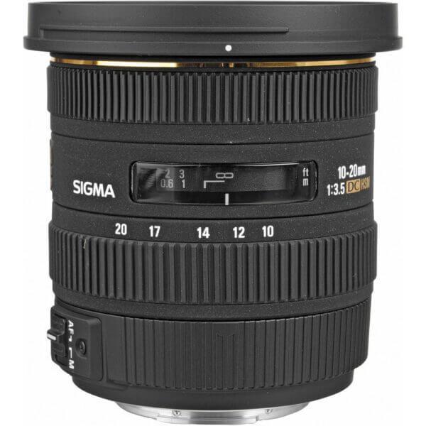 Sigma Lens 10 20mm F3.5 EX DC HSM for Nikon ประกันศูนย์ 1