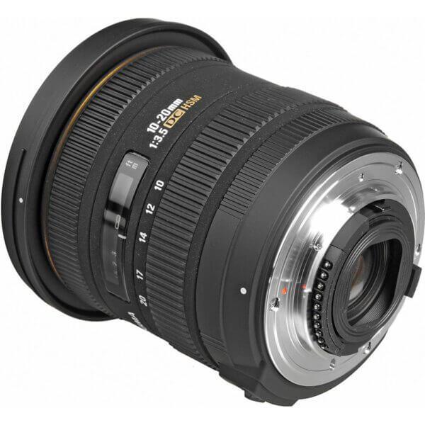 Sigma Lens 10 20mm F3.5 EX DC HSM for Nikon ประกันศูนย์ 7