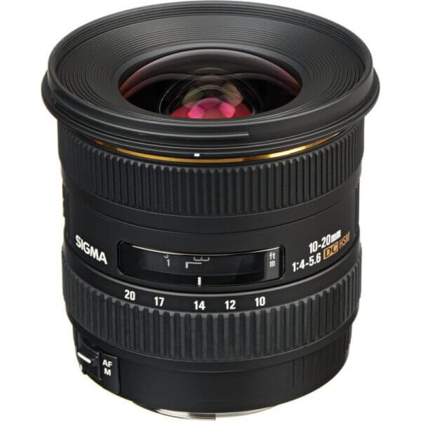 Sigma Lens 10 20mm F4 5.6 EX DC HSM for Nikon ประกันศูนย์ 2