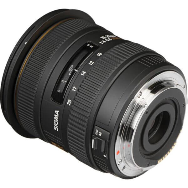 Sigma Lens 10 20mm F4 5.6 EX DC HSM for Nikon ประกันศูนย์ 3