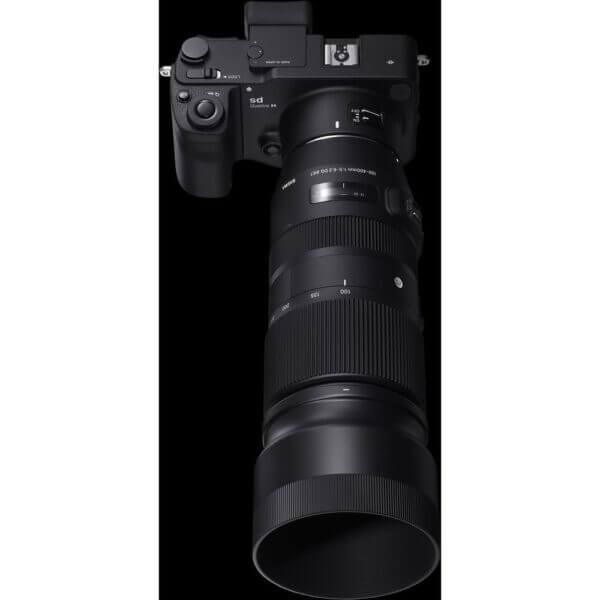 Sigma Lens 100 400mm F5 6.3 C DG OS HSM for Sigma ประกันศูนย์ 7
