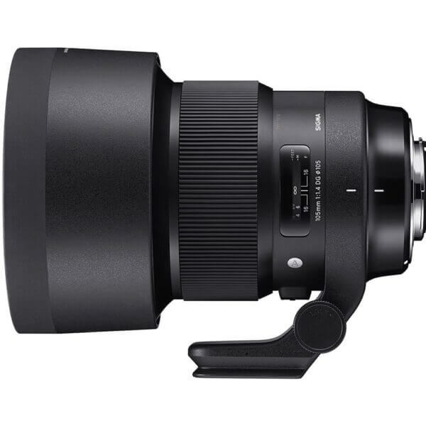 Sigma Lens 105mm f1.4 DG HSM A for Canon ประกันศูนย์ 2